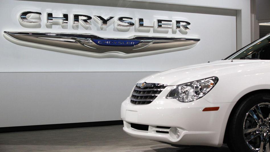 Autohersteller Chrysler: Ermittlungen wegen Zündschlossproblemen