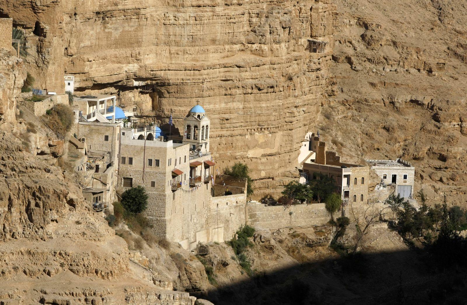Ausgegraben/ St. George Greek Orthodox Monastery