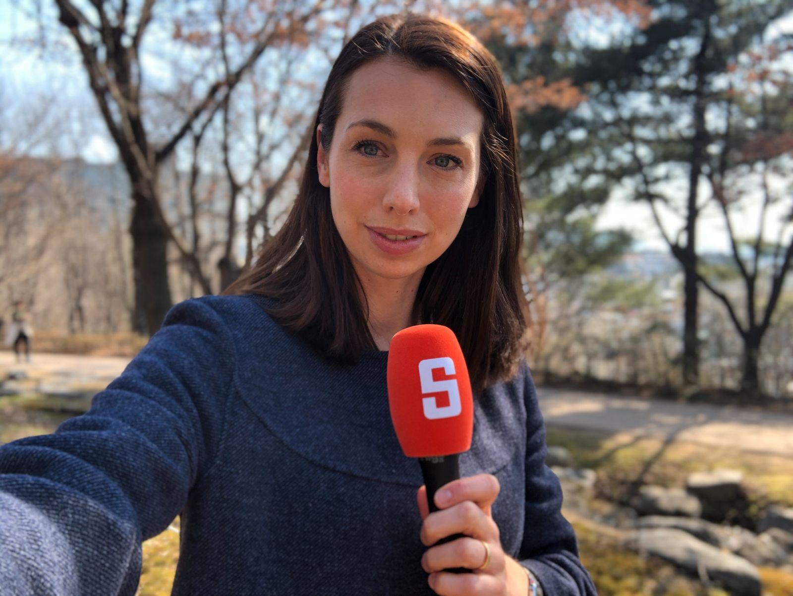 SPIEGEL-Korrespondentin Katharina Graça Peters in Seoul