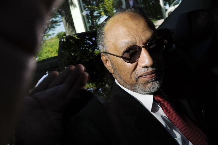 """Funktionär Bin Hammam: Erst """"Trumpf der Bewerbung"""" - und dann raus?"""