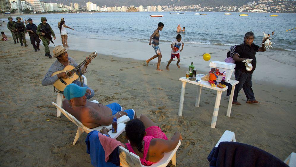 Mexikos Urlaubsort: Unterwegs in Acapulco