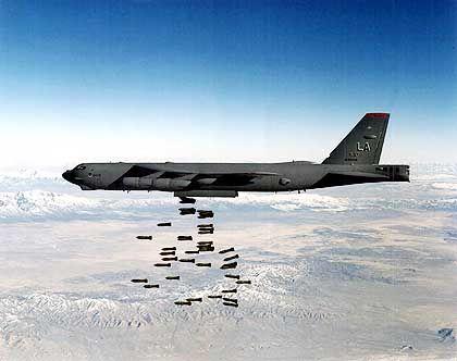 US-Bomber im Einsatz: Kontrolle durch unabhängige Richter unerwünscht