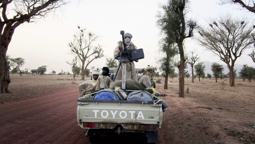 Photo Gallery: Chaos in Mali