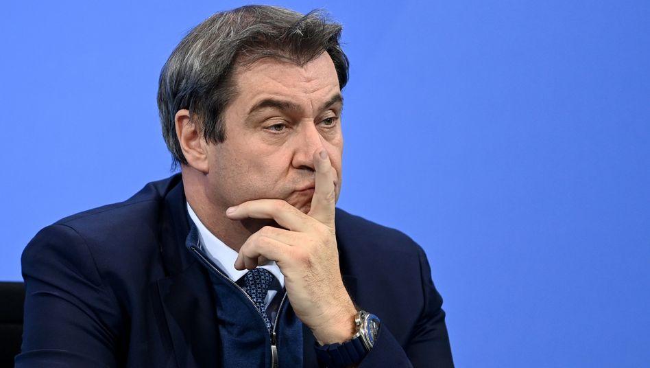 Bayerns Ministerpräsident Söder: »Ich glaube nicht, dass eine Produktion in Amerika ausfallen würde«