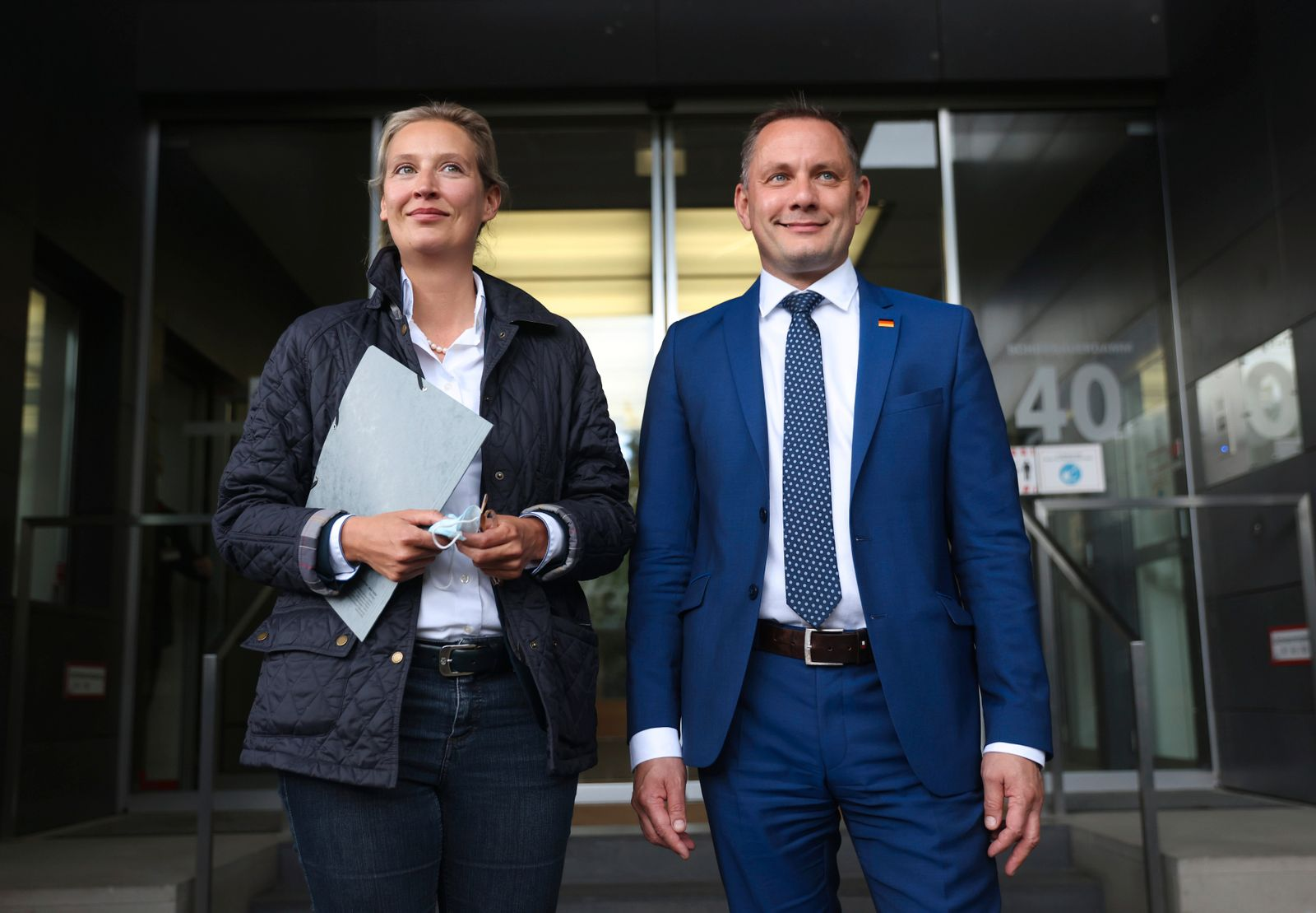 AfD Presents Lead Duo For September Elections