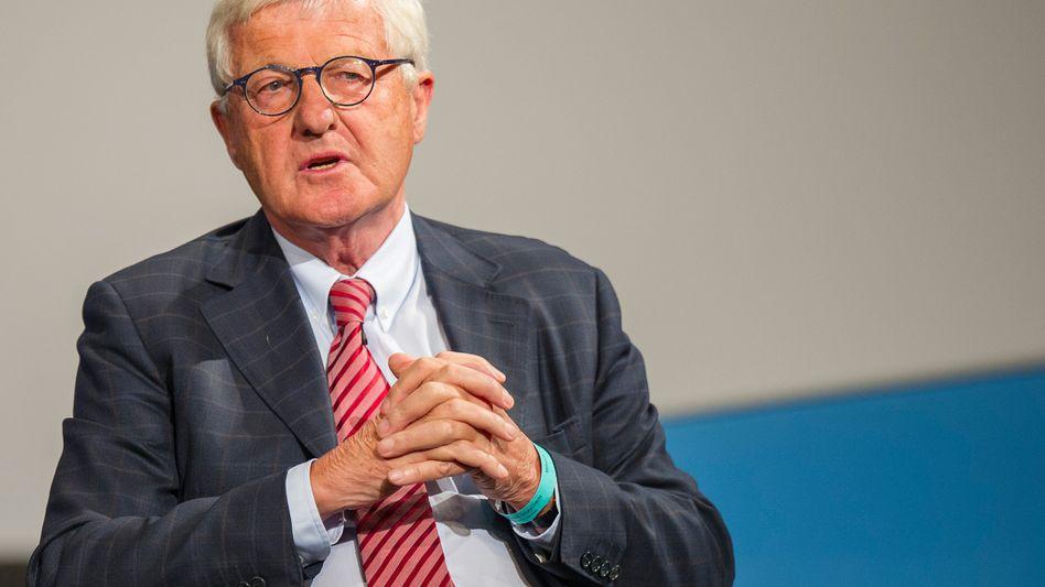 Verleger Dirk Ippen: Resignation vor dem Internet