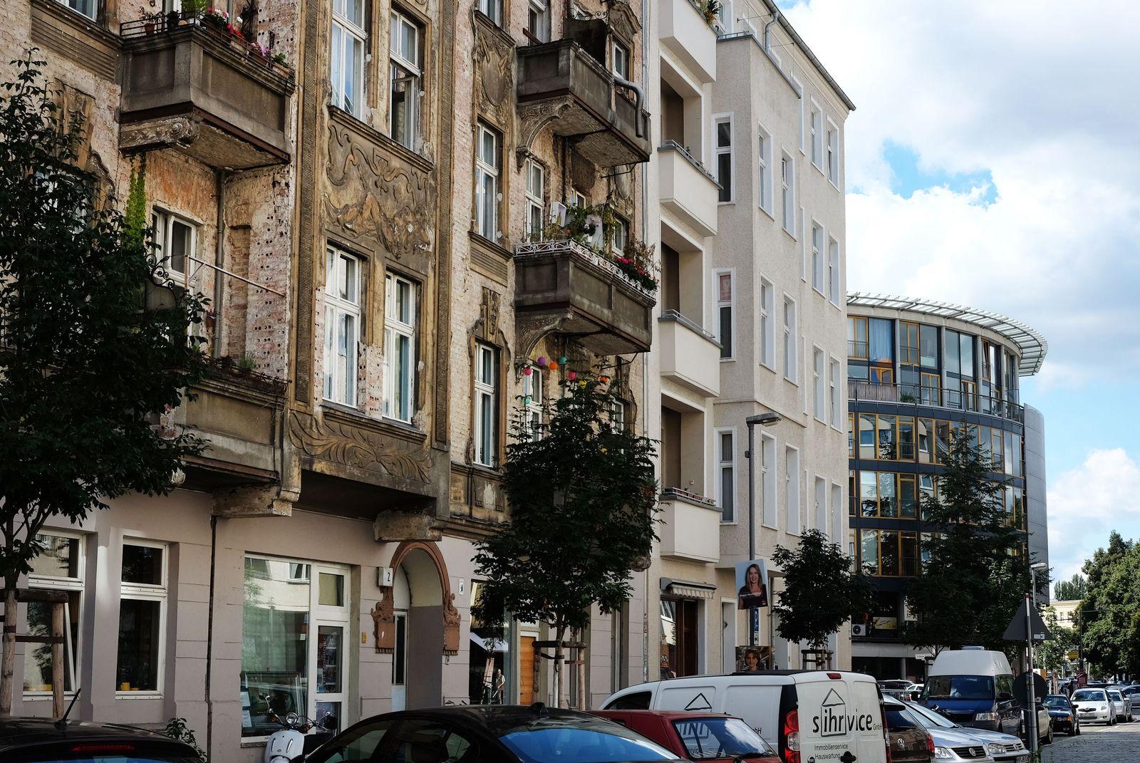 Berlin Immobilien/ Friedrichshain
