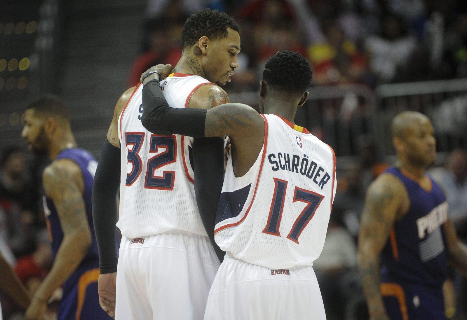 Phoenix Suns at Atlanta Hawks