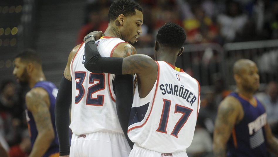 Atlanta-Stars Scott, Schröder: Kantersieg über die Phoenix Subs