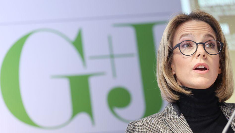 Managerin Jäkel: Weiter Chefin von Gruner + Jahr