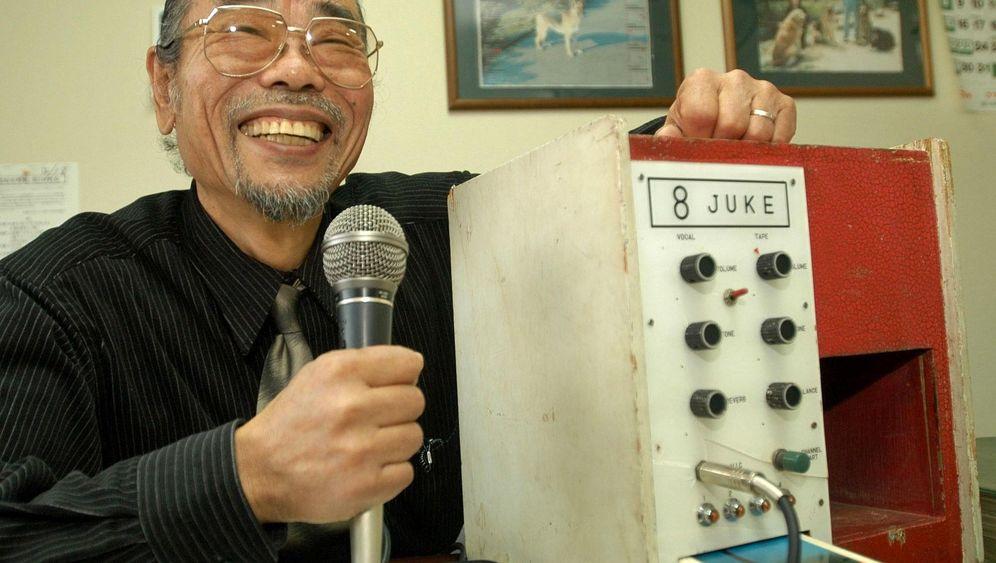 Karaoke-Erfinder: Ei dit it mei wäääihhhhh!!!