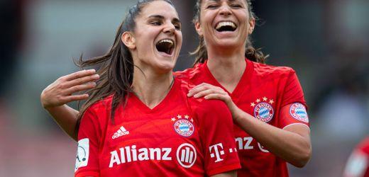Fußball-Bundesliga der Frauen: FC Bayern München qualifiziert sich für die Champions League