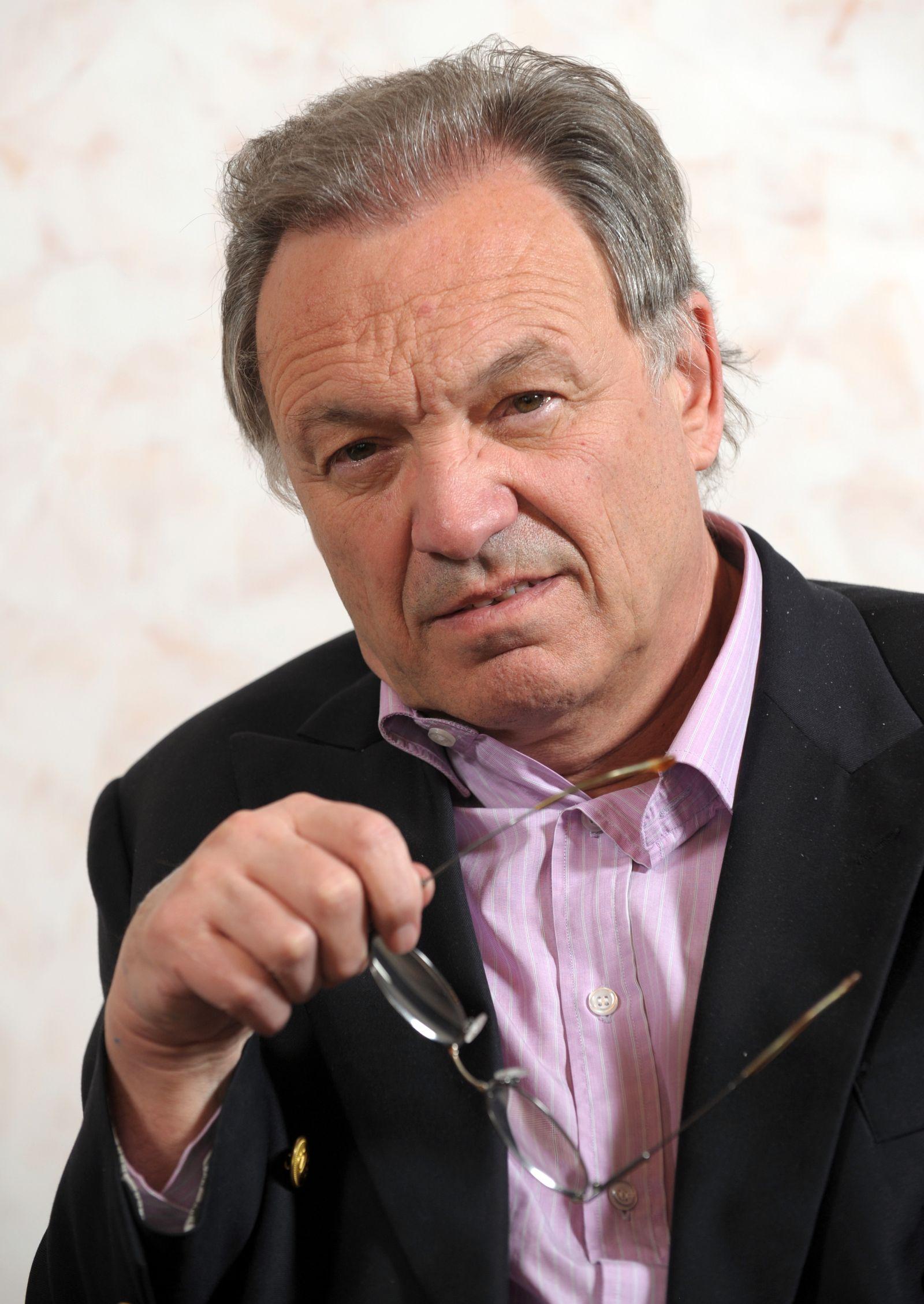 NICHT VERWENDEN MDR-Intendant Udo Reiter