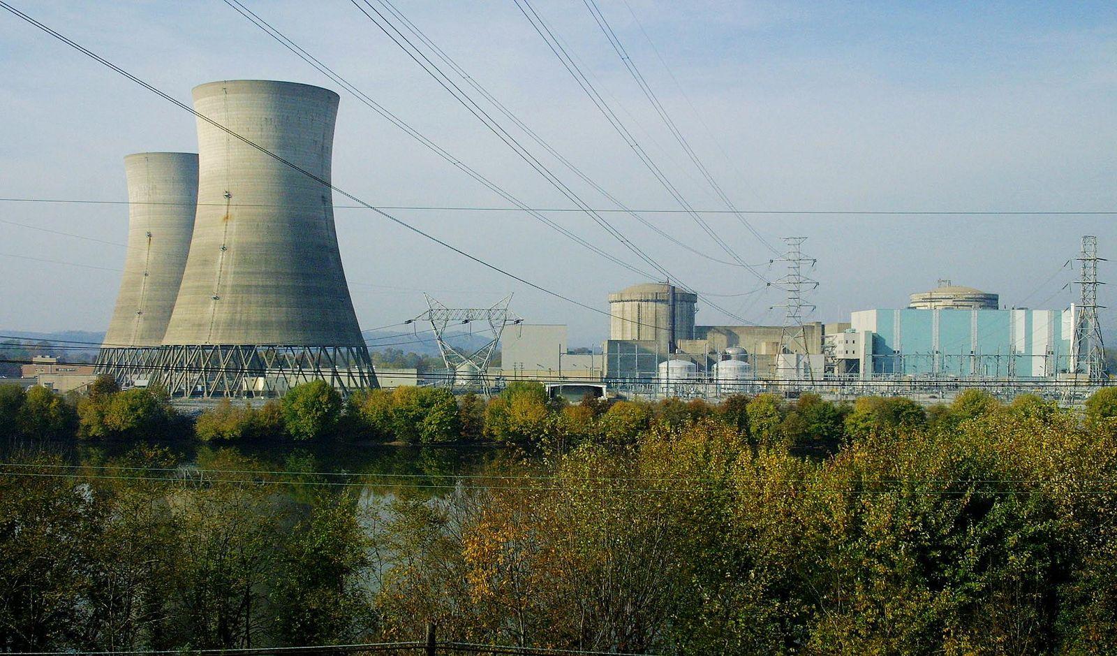 US Atomkraftwerk / Middletown
