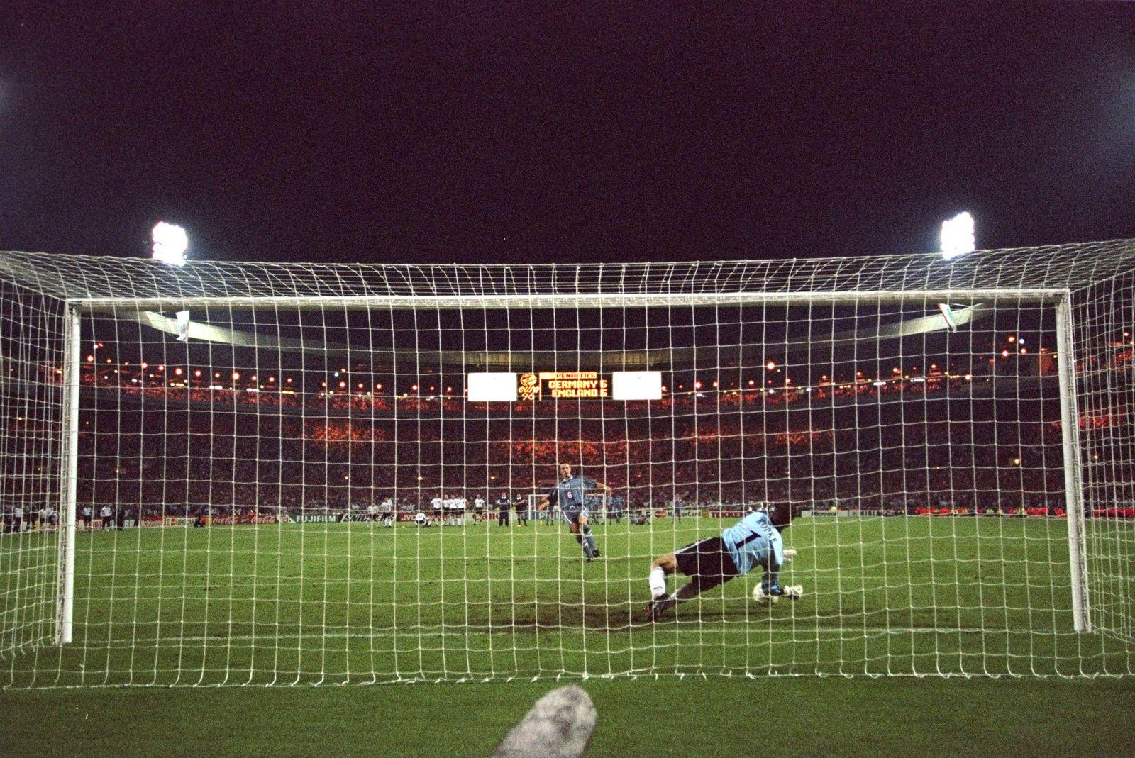 Gareth Southgate / EM 1996
