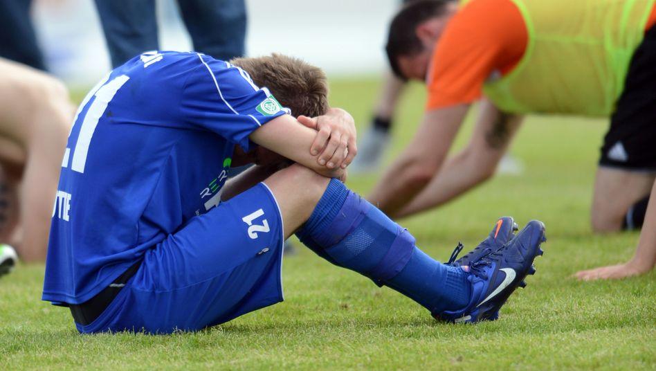 Sportfreund Hohnstedt: Enttäuschung über den Nicht-Aufstieg