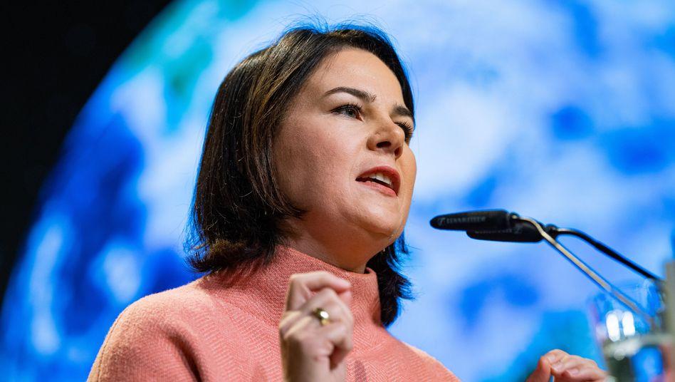 """Vorsitzende der Grünen, Annalena Baerbock: """"Kinder sind keine kleinen Erwachsenen, sie haben ganz eigene Bedürfnisse und eigene Rechte"""""""
