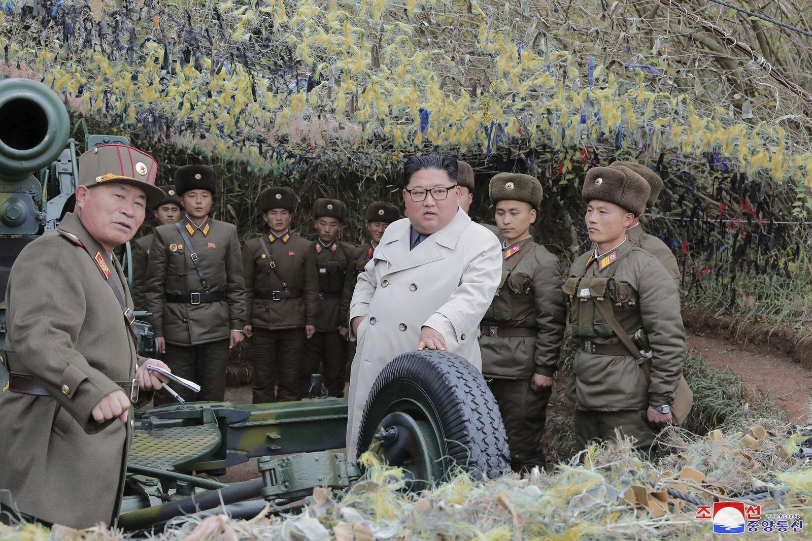 Kim Jong Un/ Nordkorea
