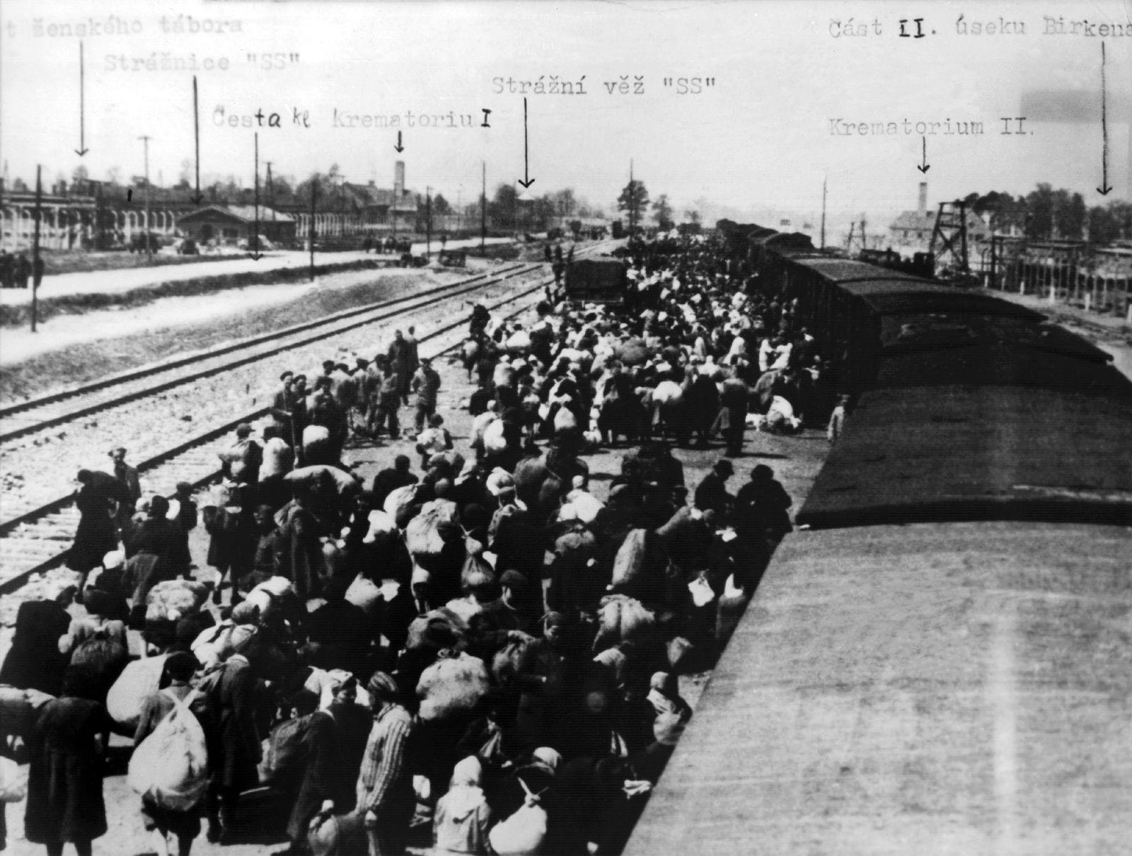 DER Touristik Group - Auschwitz