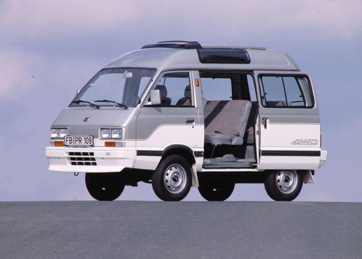 Subaru Libero E12 Spezial von 1992