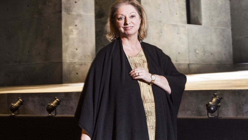 """Author Hilary Mantel on Thatcher's handbag: """"She whirled it around like an outboard vagina."""""""