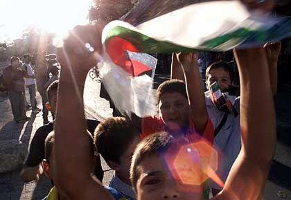 """Jubel nach den Terrorattacken am 11. September 2001 in Jerusalem: """"Wir sympathisieren mit Parade-Muslimen"""""""