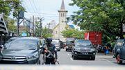 Mindestens 14 Verletzte bei mutmaßlichem Bombenanschlag auf Kirche