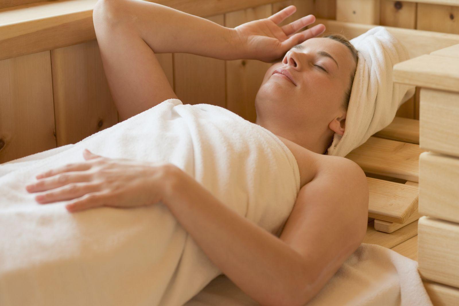 NICHT MEHR VERWENDEN! - Sauna / Wellness