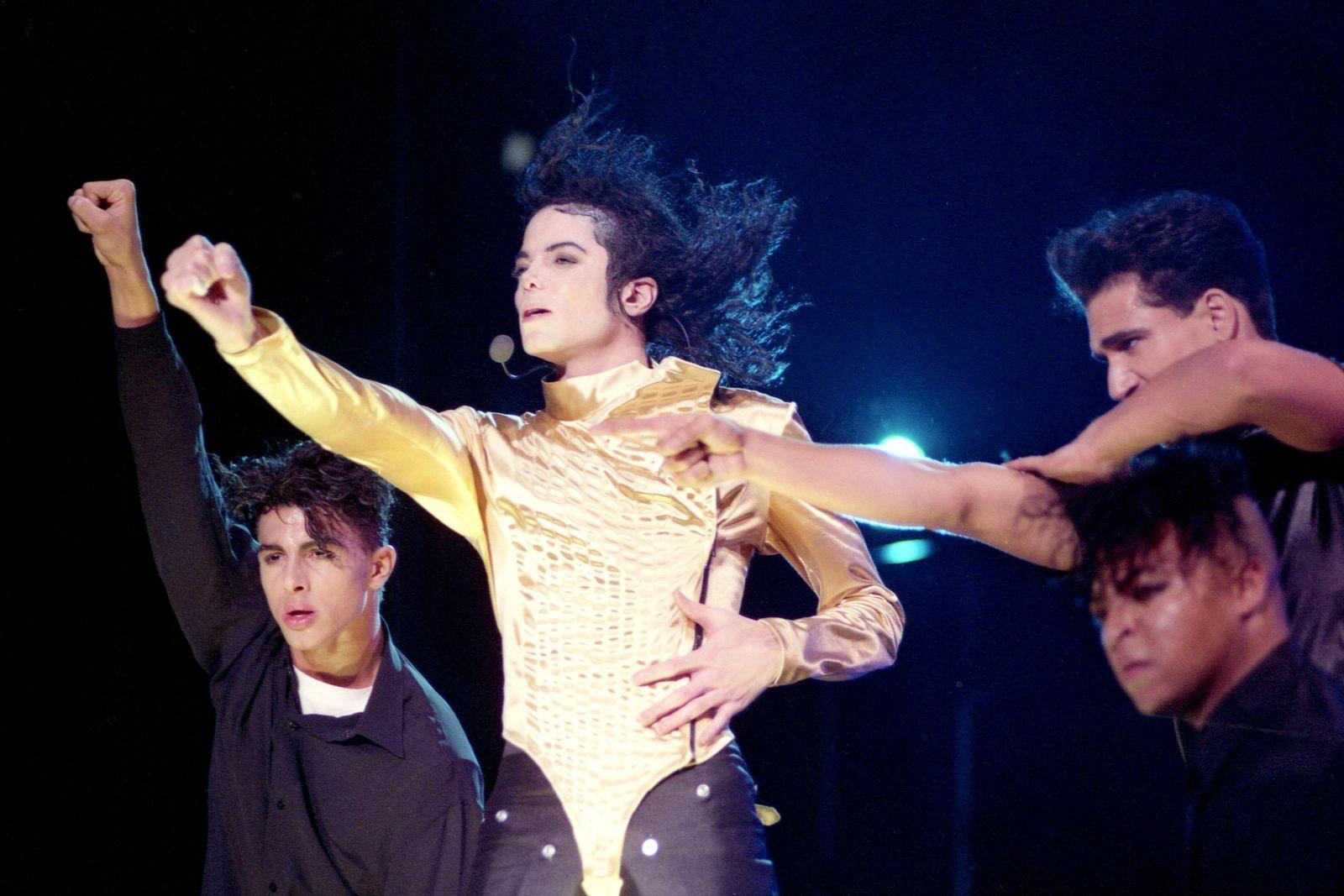 Leaving Neverland/ Michael Jackson 1992