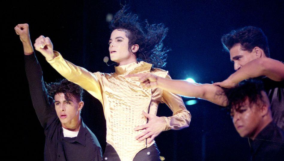 Michael Jackson 1992
