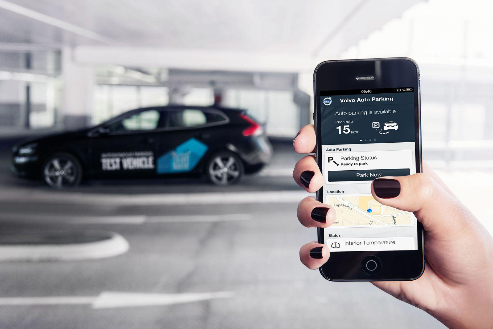neuerdings / Volvo Automatic Drive