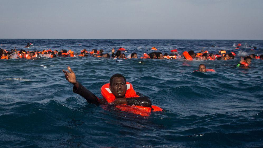 Flüchtlingskrise: Hilferufe aus Italien