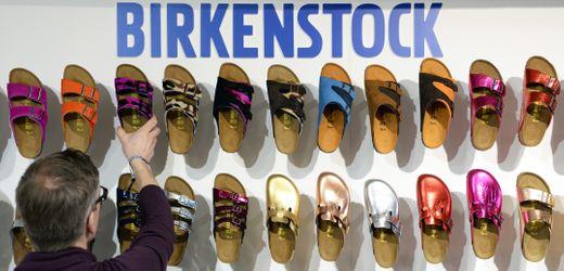 Birkenstock: Kult-Schuhmarke geht an Luxus-Finanzinvestor