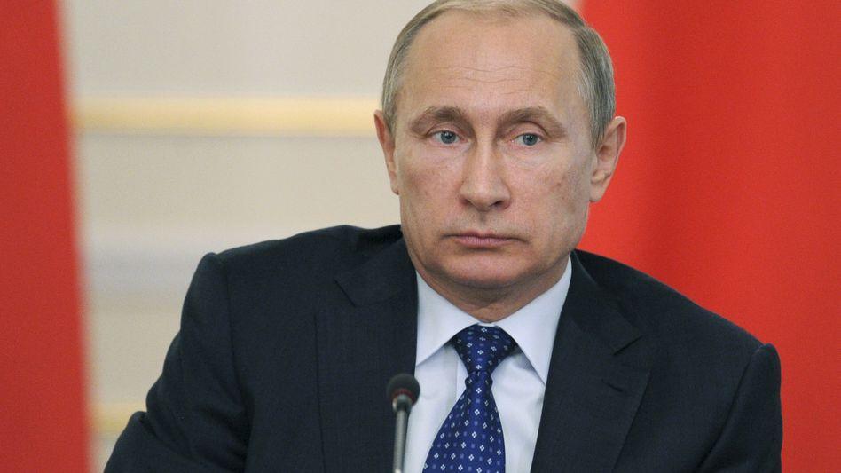 Russlands Präsident Putin: EU-Sanktionen bis Ende Januar 2016