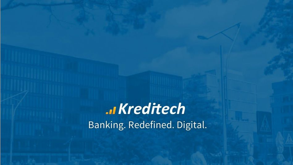 Screenshot der Webseite von Kreditech: Herber Schlag für die junge Firma