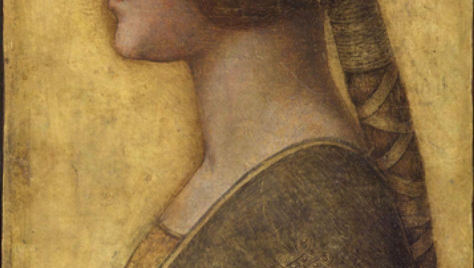 """Porträtbild """"La Bella Principessa"""": Ramsch oder Meisterwerk?"""