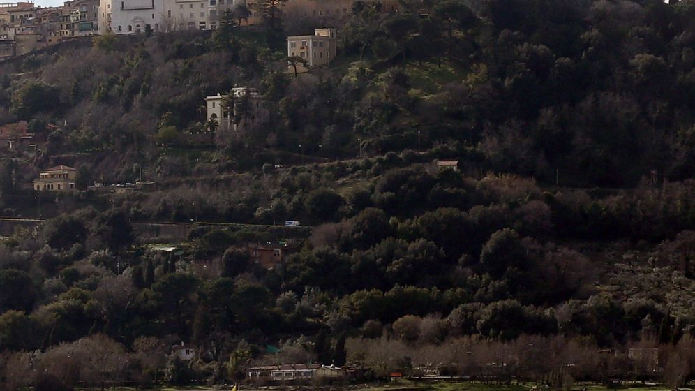 Photo Gallery: The Storied Papal Summer Residence