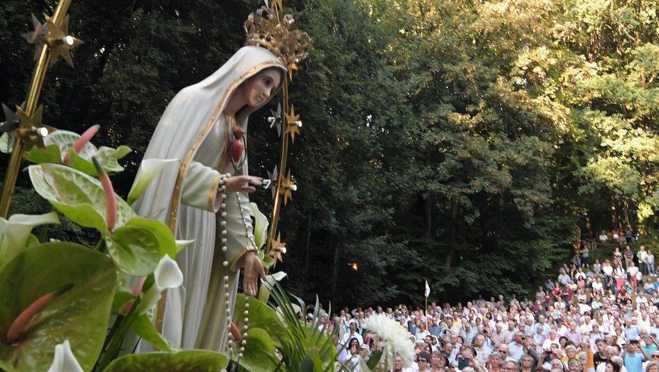 Mariä-Himmelfahrt-Prozession in Bayern: Gleiches Recht, das zieht immer