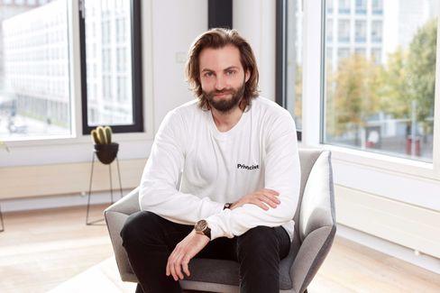 Xain-Mitgründer Leif Lundbæk