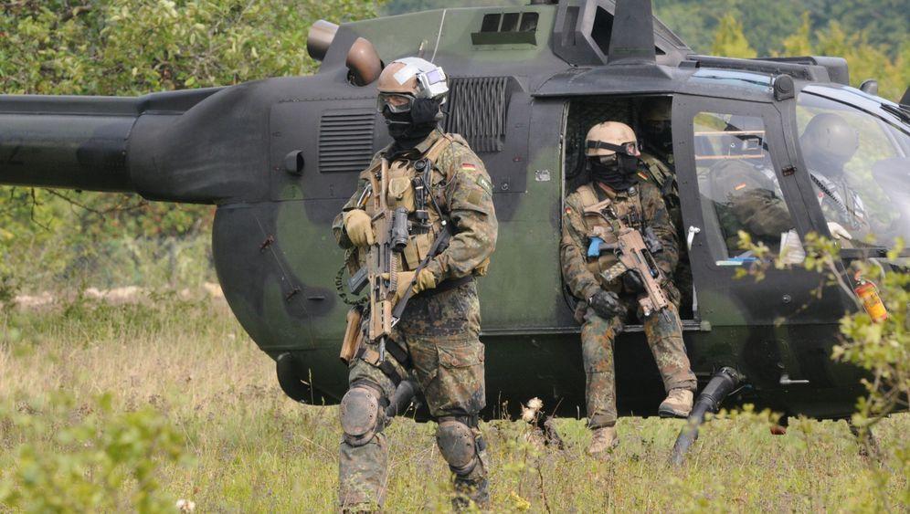 Sorgen beim Kommando Spezialkräfte: Elitekrieger am Boden