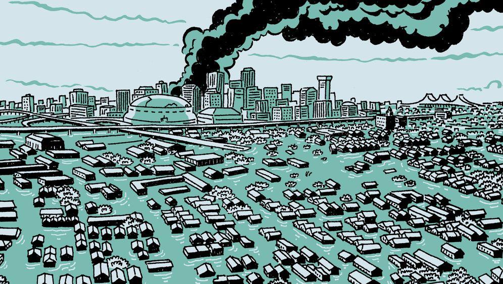 Hurrikan Katrina: Nach der Sintflut