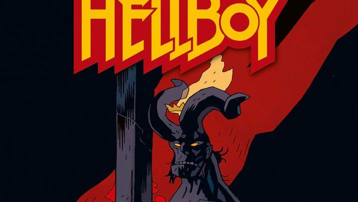 """Comic """"Hellboy"""": Angenehm ungemütlich"""