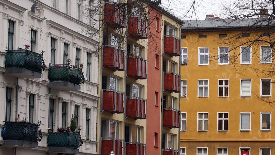 Wohnhäuser in Berlin-Spandau