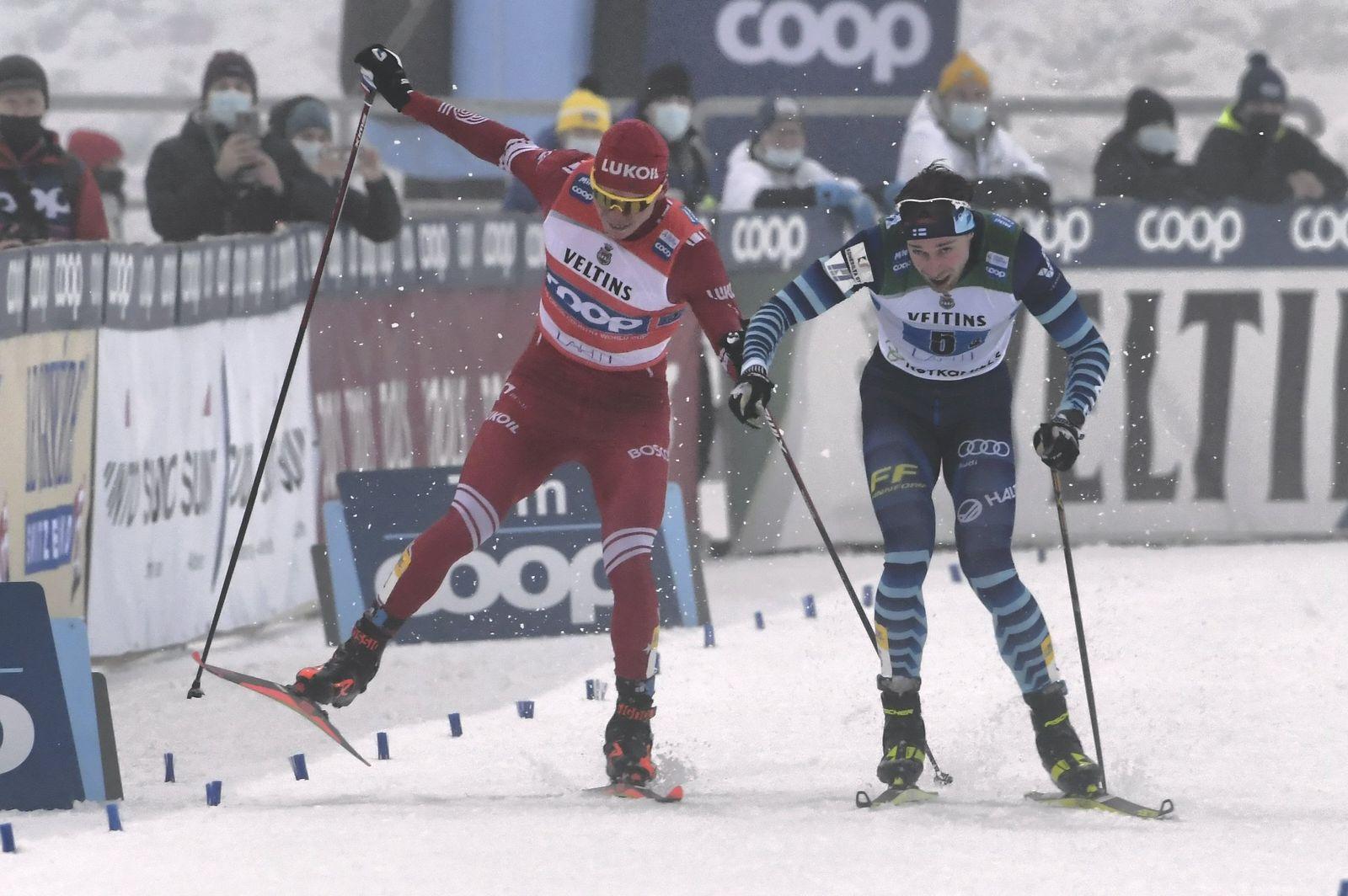 Skilanglauf-Weltcup in Lahti
