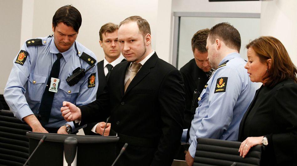 Breivik-Prozess: Ein Narzisst entlarvt sich selbst