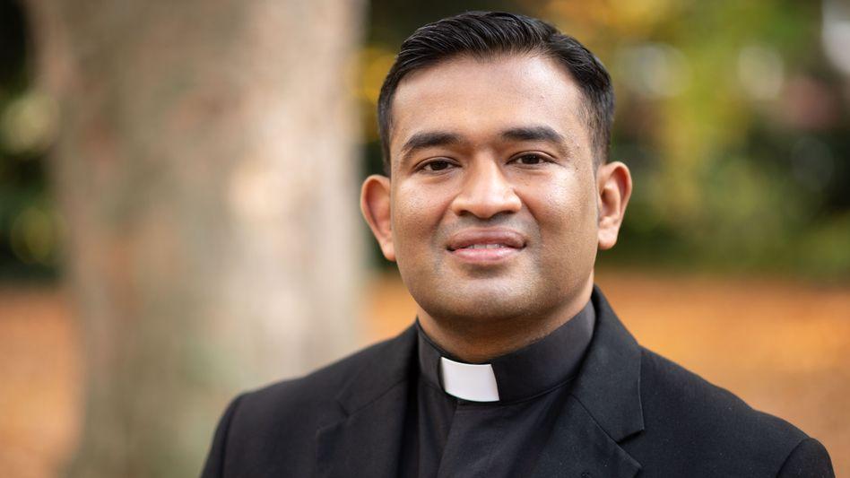 Ab September Regens des Priesterseminars in Köln: Der 39-jährige Regamy Thillainathan