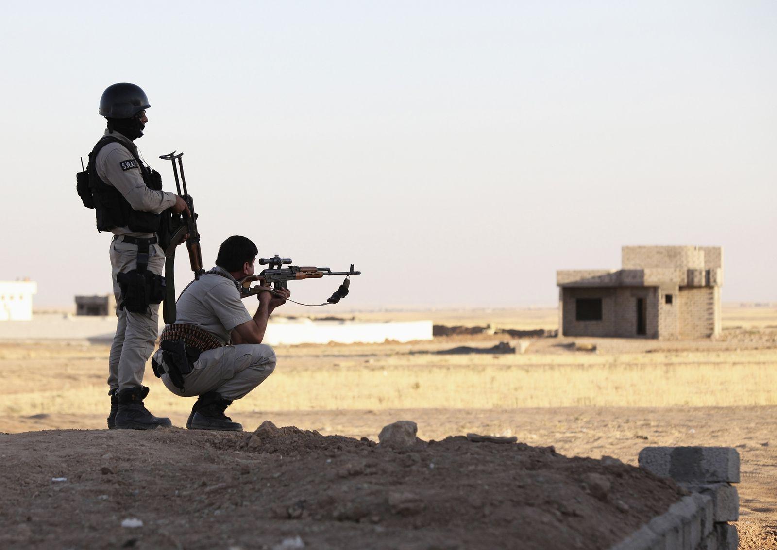 irak peshmerga
