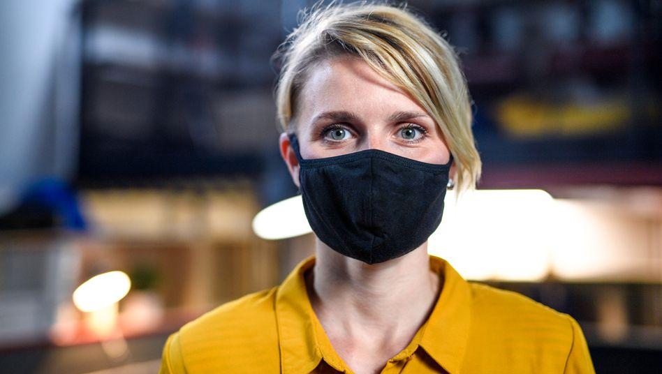 Das Coronavirus stellt Mitarbeiterinnen und Mitarbeiter vor besondere Herausforderungen