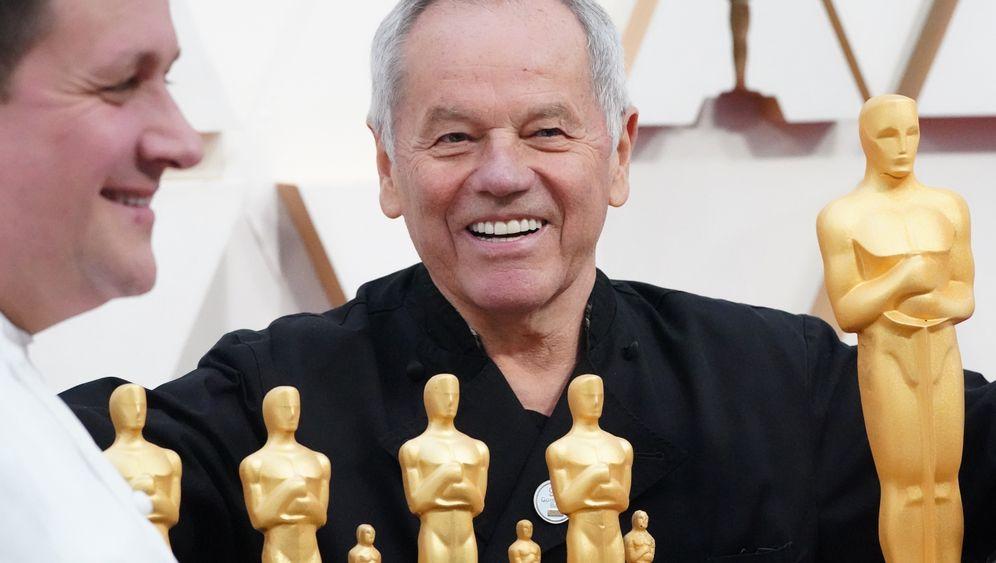 Wolfgang Puck bei der 92. Oscar-Verleihung im Februar 2020