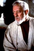 Der weise Obi-Wan Kenobi (Alec Guinness)